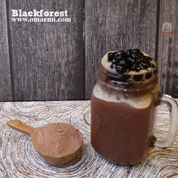 blackforest minuman lagi