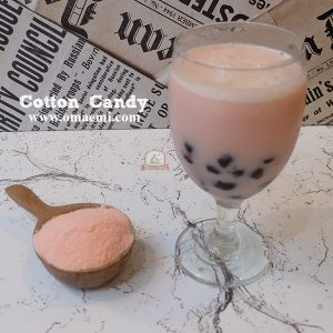 cotton candy minuman lagi