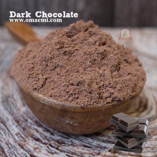 dark coklat