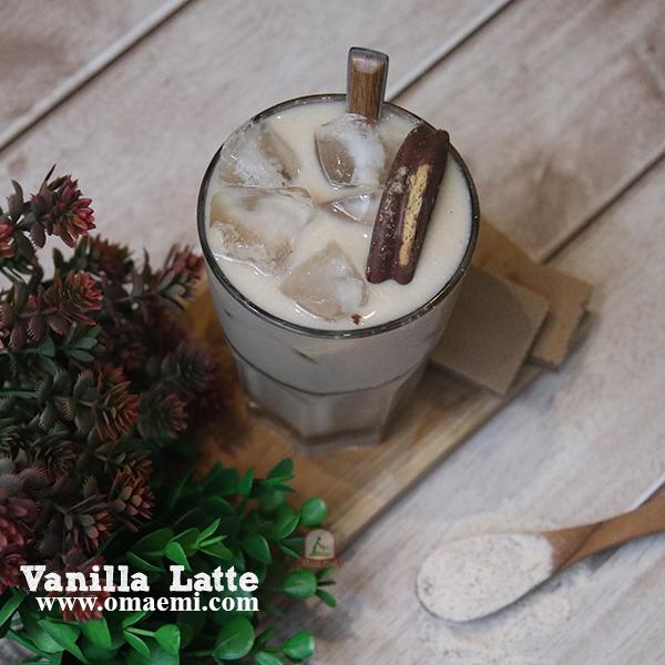es vanila latte