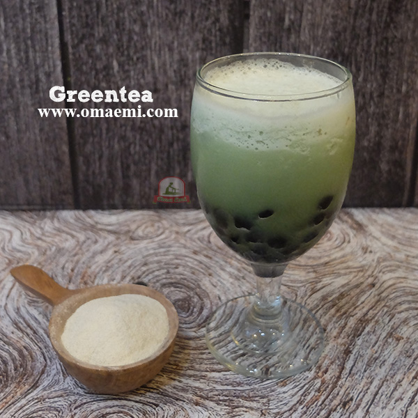 greentea minuman