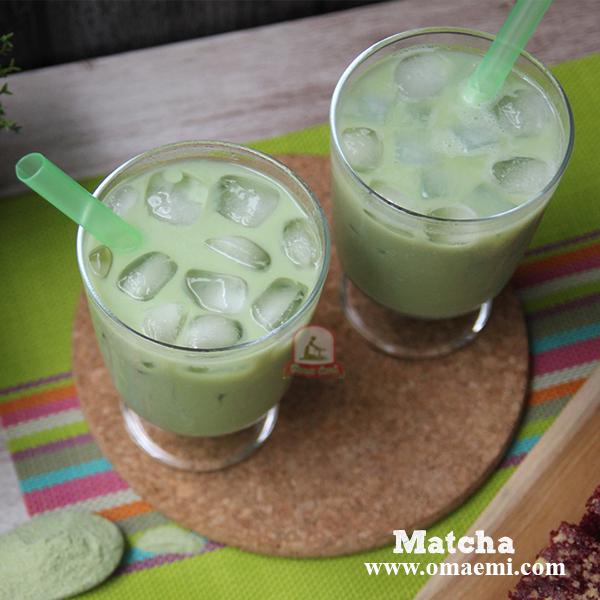 ice matcha