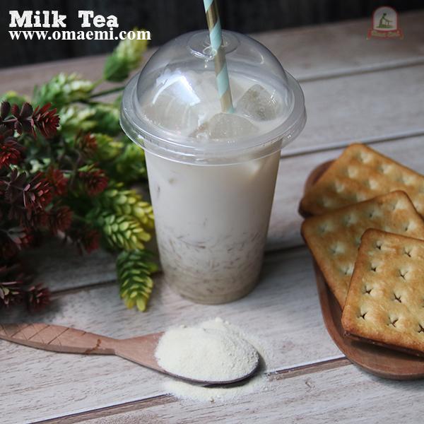 ice milk tea