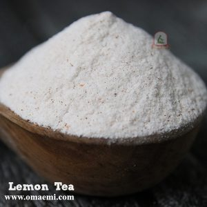 lemon teaa
