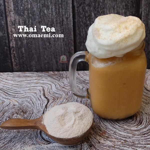 thai tea lagi