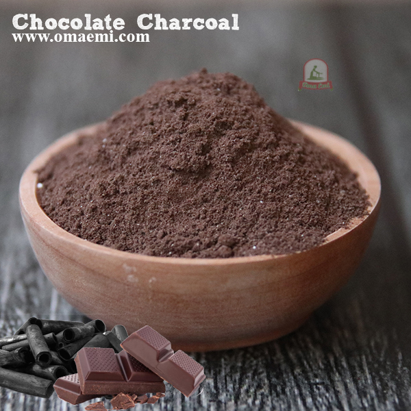 chocolate charcoall