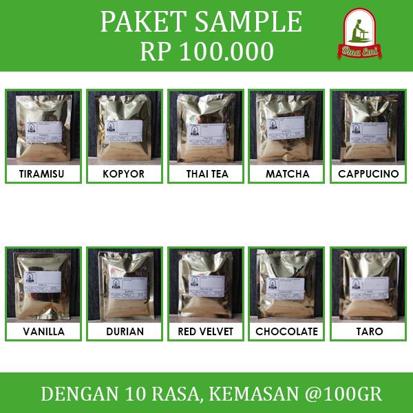 paket sample omaemi